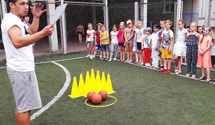 Спортивно-розважальні змагання «Спортивний боулінг»