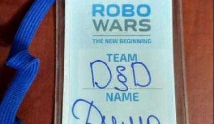 «Війни роботів» в Україні